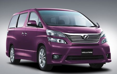 Toyota Alphard 2014 Photo - 1