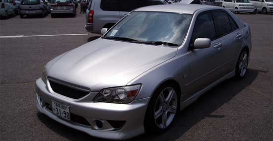 Toyota Altezza 2000 Photo - 1