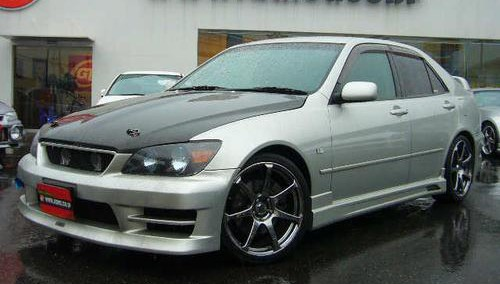 Toyota Altezza 2002 Photo - 1