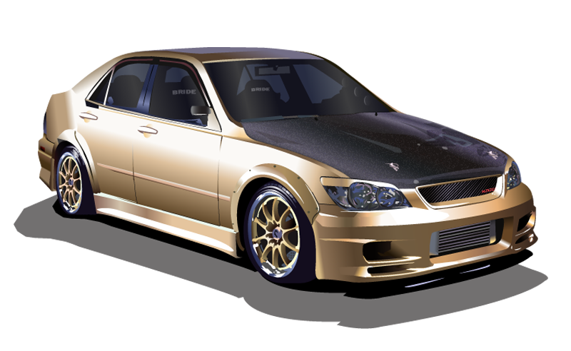 Toyota Altezza 2005: Review, Amazing Pictures and Images   Look at