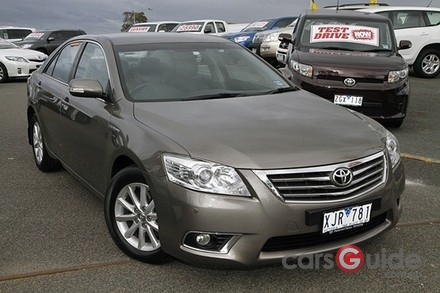 Toyota Aurion 2009 Photo - 1