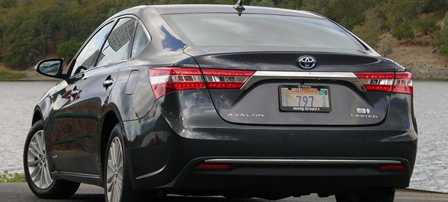 Toyota Avalon 2015 Photo - 1