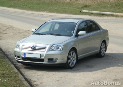 Toyota Avensis 2004 Photo - 1