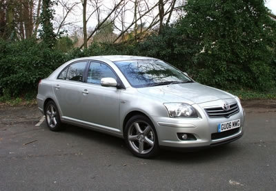 Toyota Avensis 2007 Photo - 1