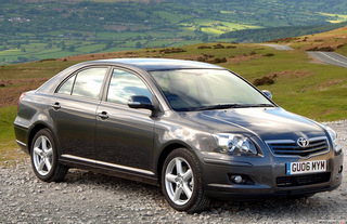 Toyota Avensis 2008 Photo - 1