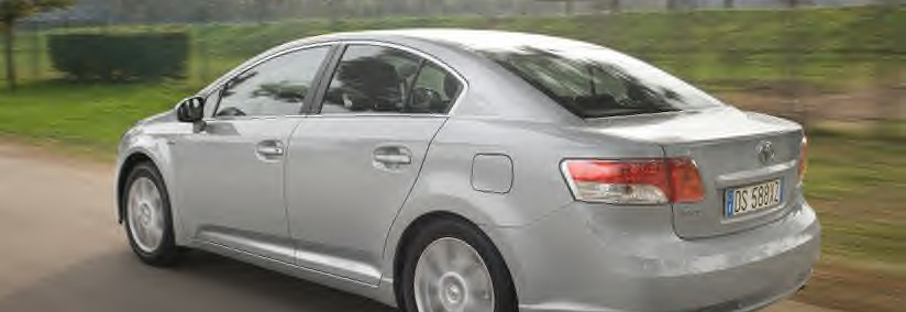 Toyota Avensis 2009 Photo - 1