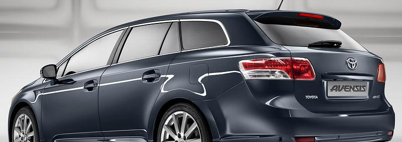 Toyota Avensis Wagon 2014 Photo - 1