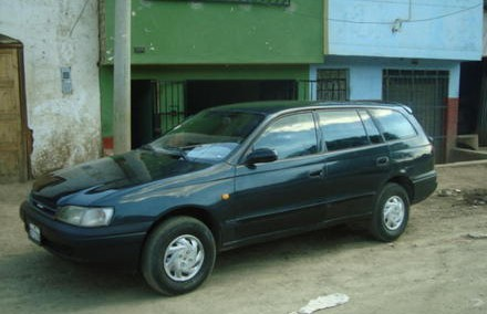 Toyota Caldina 1999 Photo - 1