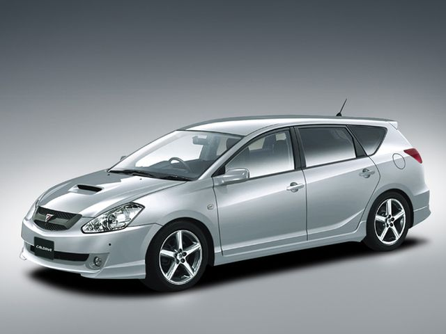 Toyota Caldina 2002 Photo - 1