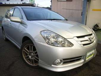 Toyota Caldina 2006 Photo - 1