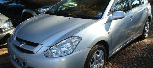 Toyota Caldina 2010 Photo - 1