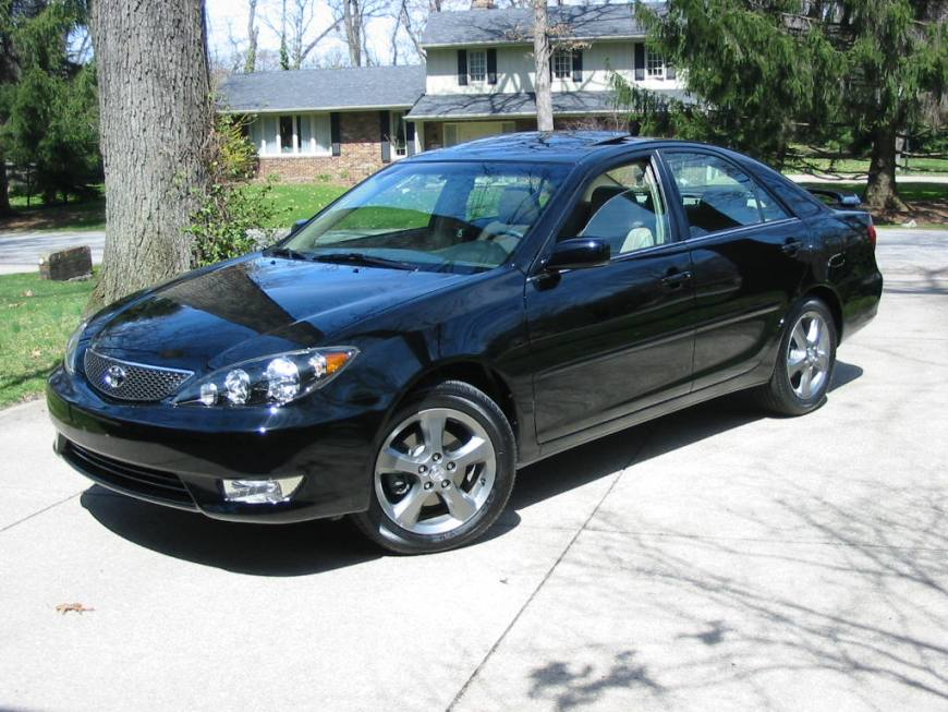 image gallery 2003 toyota camry. Black Bedroom Furniture Sets. Home Design Ideas