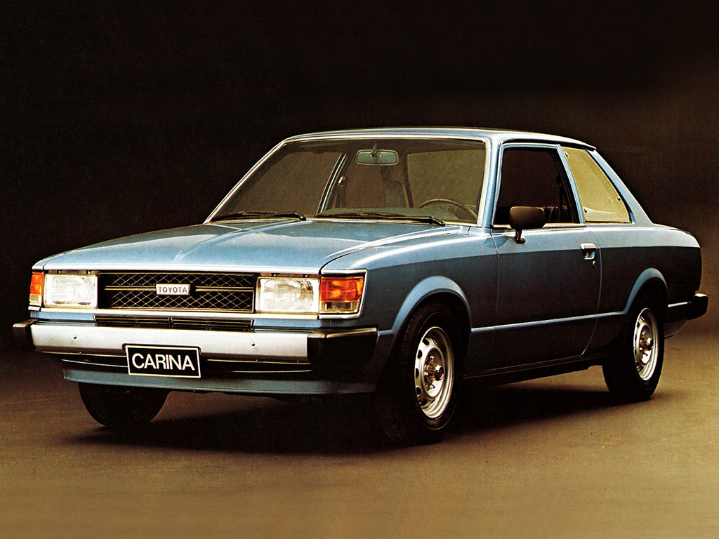 Toyota Carina 1980 Photo - 1