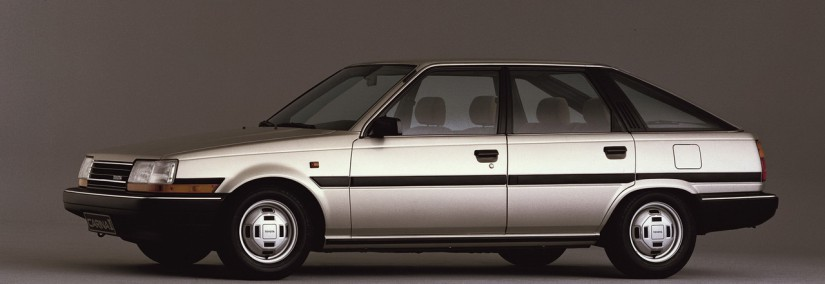 Toyota Carina 1984 Photo - 1