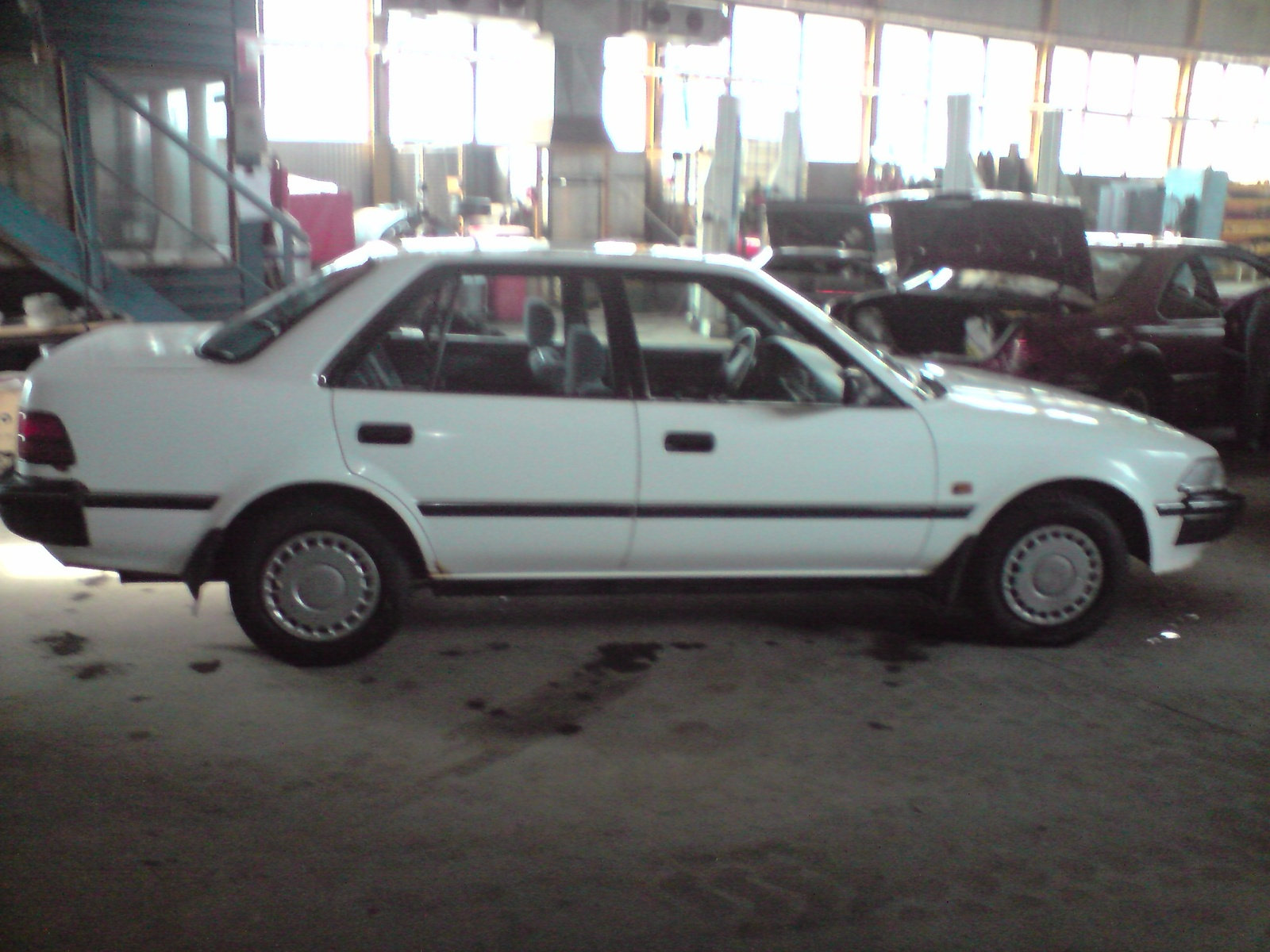 Toyota Carina 1991 Photo - 1