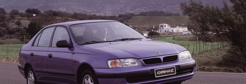 Toyota Carina 1996 Photo - 1