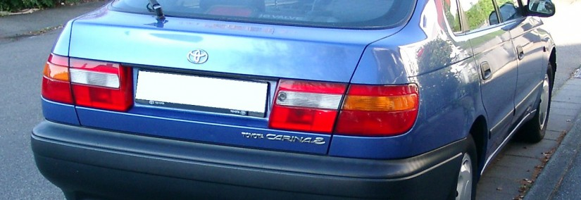 Toyota Carina 2000 Photo - 1