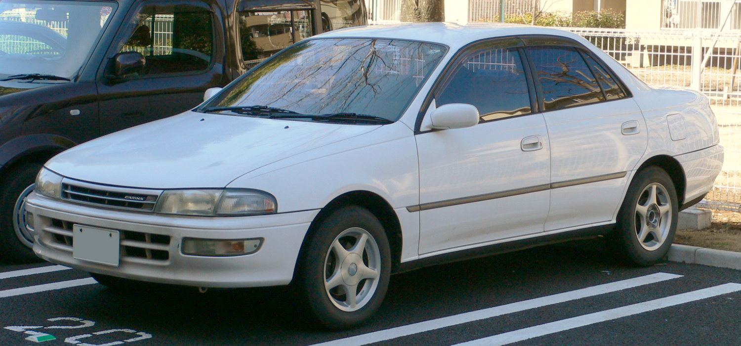 Toyota Carina E 1996 Photo - 1