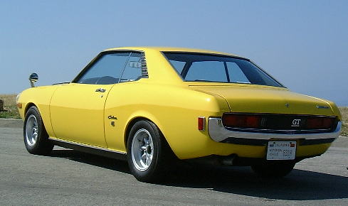 Toyota Celica 1974 Photo - 1