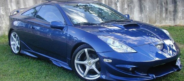 Toyota Celica 2001 Photo - 1
