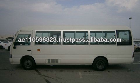 Toyota Coaster 2011 Photo - 1