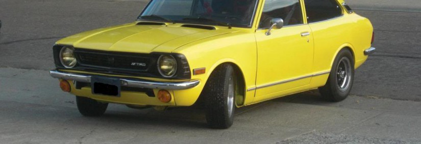 Toyota Corolla 1973 Photo - 1