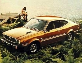 Toyota Corolla 1975 Photo - 1
