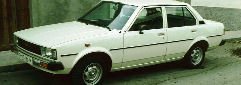 Toyota Corolla 1980 Photo - 1
