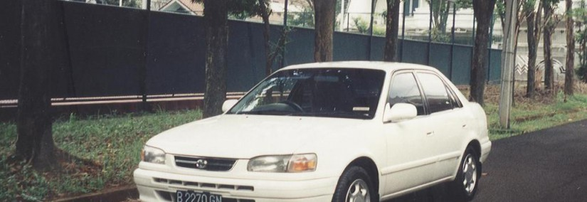 Toyota Corolla 1997 Photo - 1