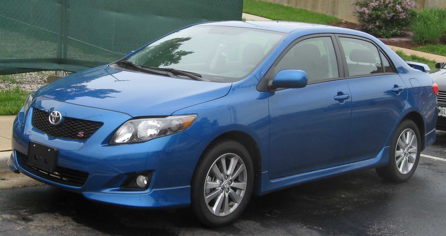 Toyota Corolla 2010 Photo - 1