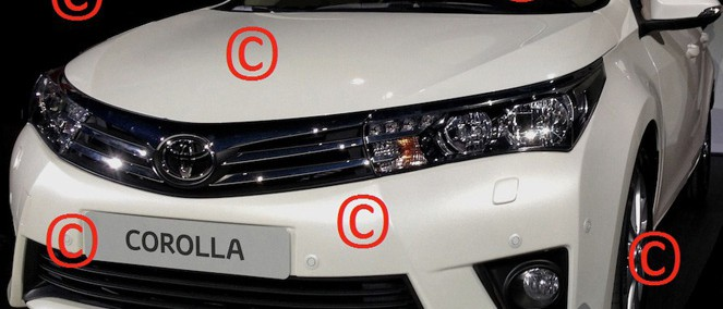 Toyota Corolla Altis 2013 Photo - 1