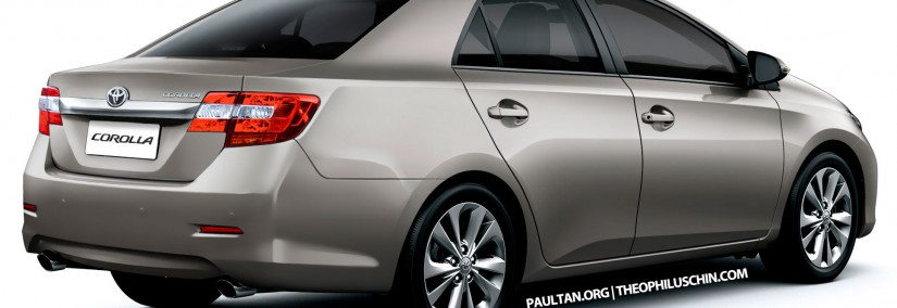 Toyota Corolla Altis 2014 Photo - 1