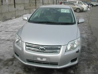 Toyota Corolla Axio 2006 Photo - 1