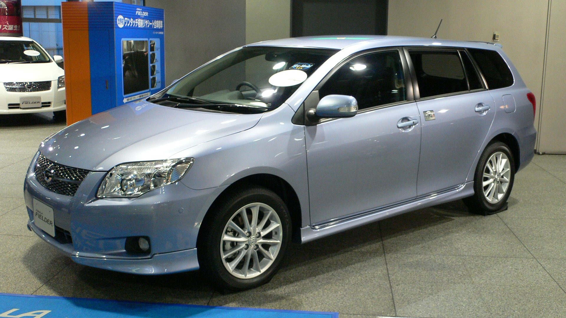 Toyota Corolla Fielder 2008 Photo - 1