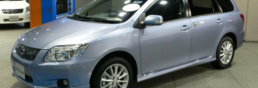 Toyota Corolla Fielder 2009 Photo - 1