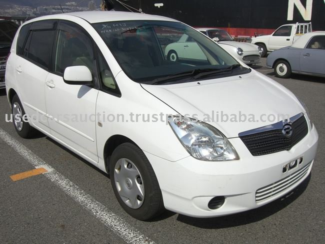 Toyota Corolla Spacio 2002 Photo - 1