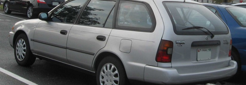 Toyota Corolla Wagon 2004 Photo - 1