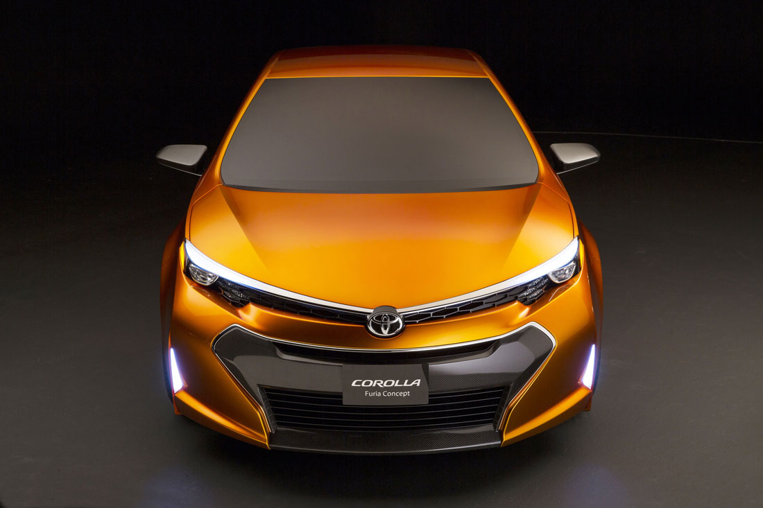 Toyota Corolla Wagon 2015 Photo - 1