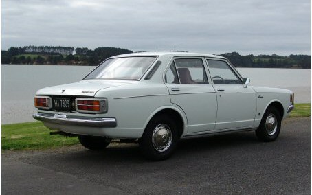 Toyota Corona 1972 Photo - 1