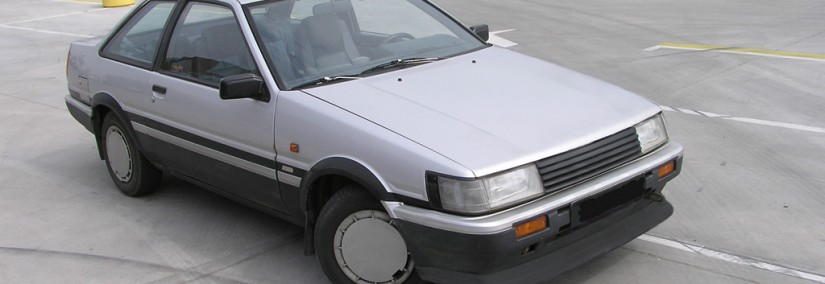 Toyota Corona 1984 Photo - 1