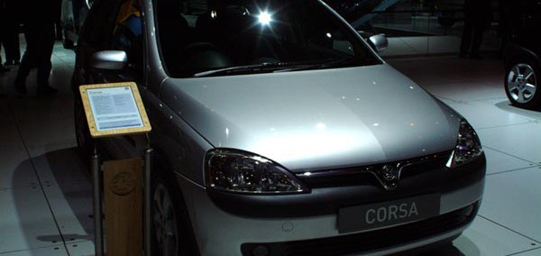Toyota Corsa 2002 Photo - 1