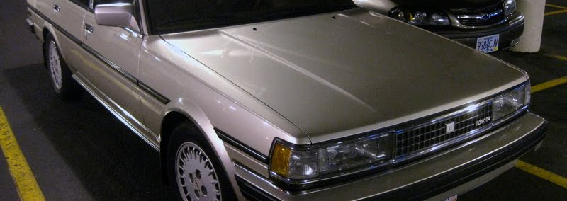 Toyota Cressida 1988 Photo - 1