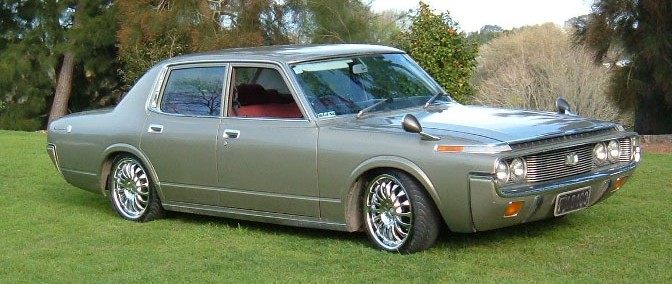 Toyota Crown 1980 Photo - 1