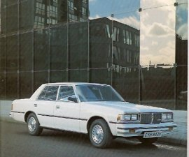 Toyota Crown 1981 Photo - 1