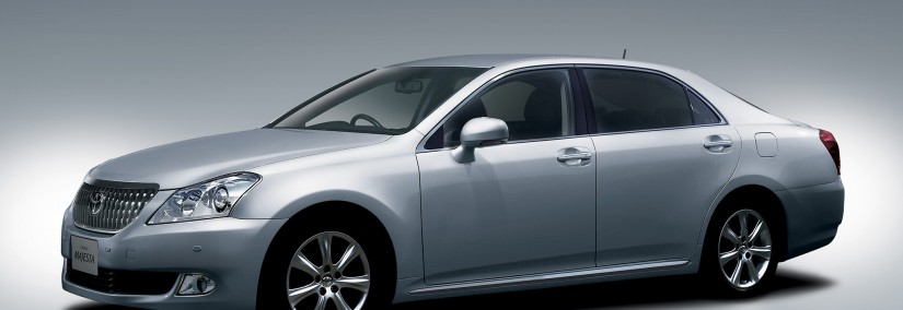 Toyota Crown Majesta 2015 Photo - 1