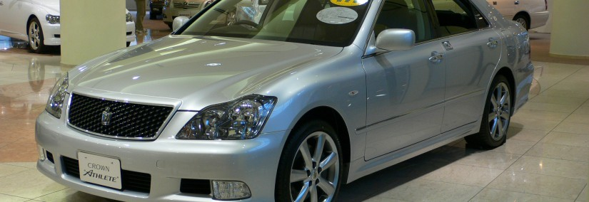 Toyota Crown Royal Saloon 2005 Photo - 1