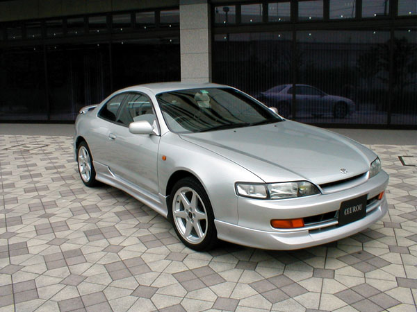 Toyota Curren 1996 Photo - 1