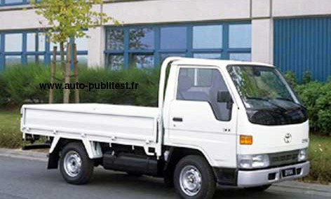 Toyota Dyna 1990 Photo - 1