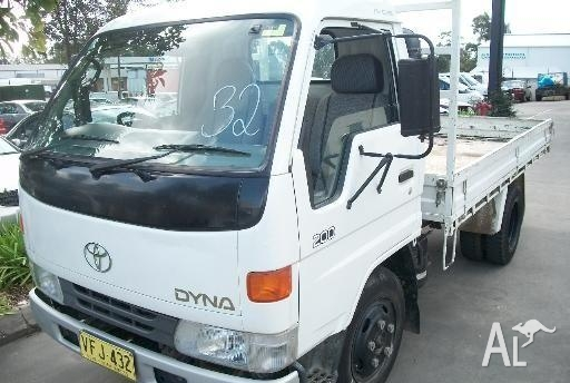 Toyota Dyna 1998 Photo - 1