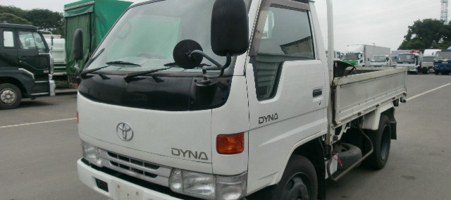 Toyota Dyna 2002 Photo - 1
